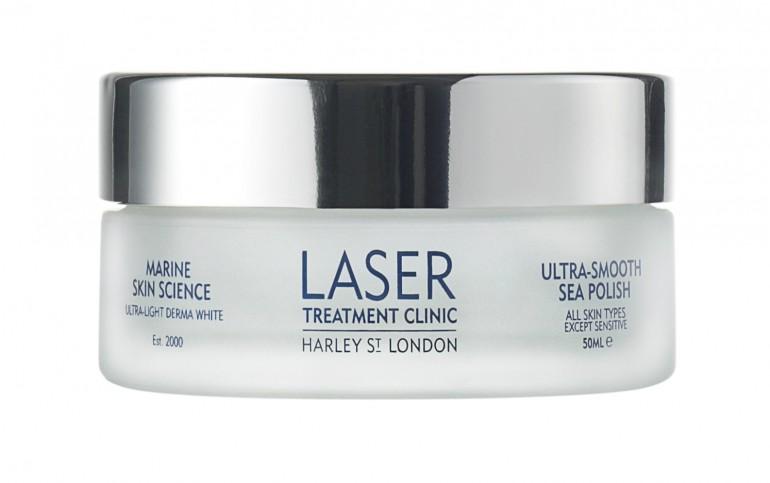 Laser Treatment Clinic Ultra-Smooth Sea Polish