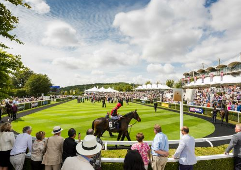 The Goodwood Festival - A highlight of The Season