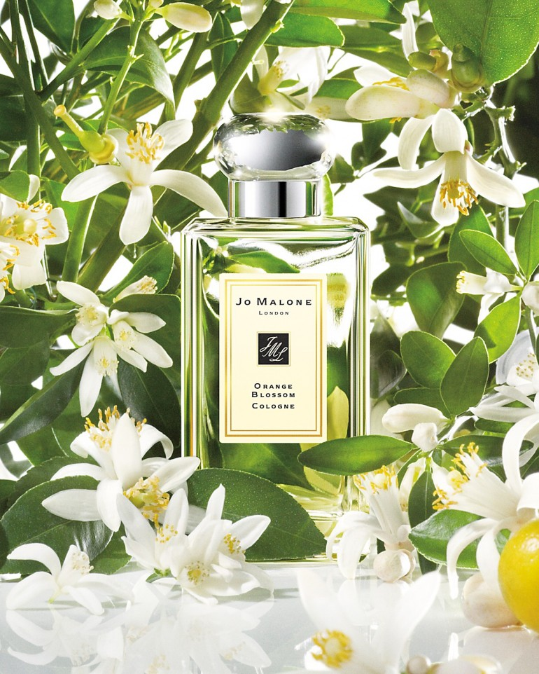 The Jo Malone Orange Blossom is a very popular wedding scent