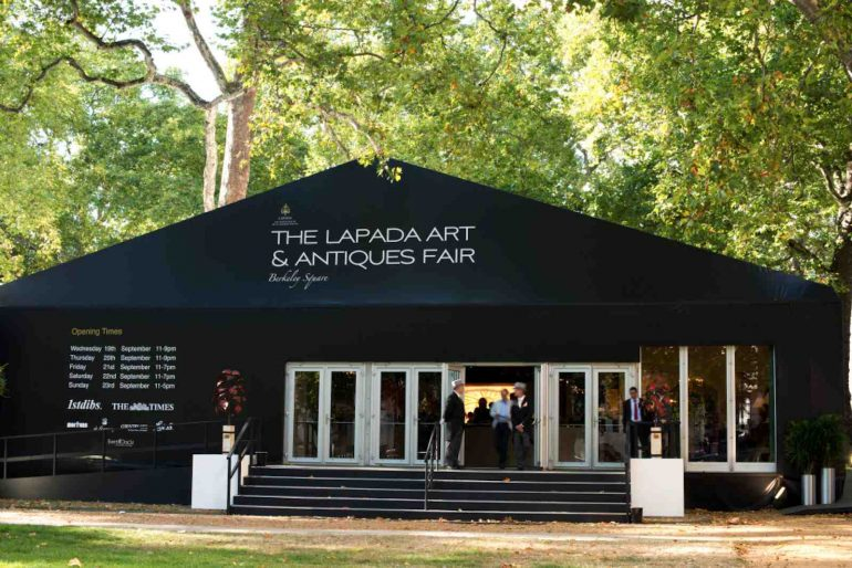 The LAPADA Art & Antiques Fair
