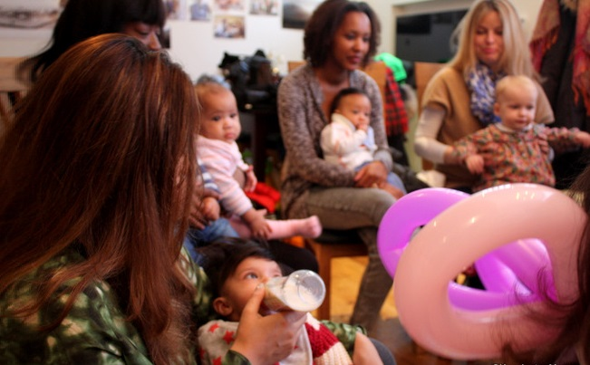 Kensington Mums will mark Mother's Day with a special event