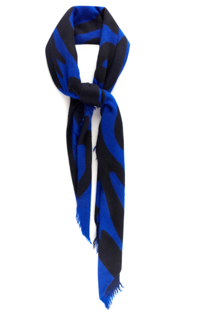 You can add a splash of colour to your outfit with their stylish scarves