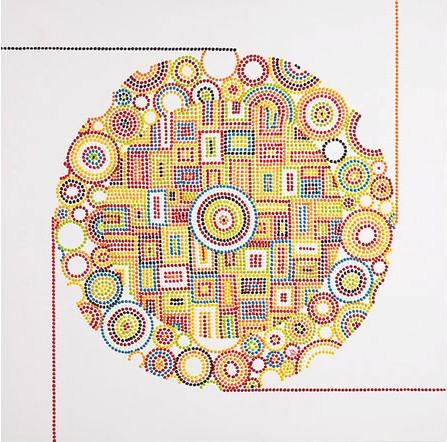 Form and Colour art exhibition at Gallery Elena Shchukina