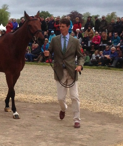 William Fox Pitt in classic tweed
