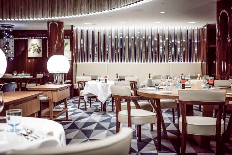 Rivea by Alain Ducasse at the Bulgari Hotel London