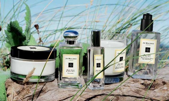 Jo Malone's Wood Sage & Sea Salt Collection
