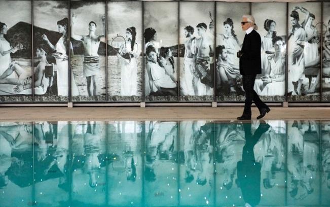 Karl Lagerfeld's Odyssey