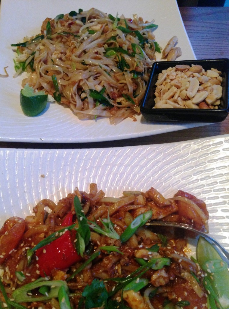 Our courses at The Noodle House