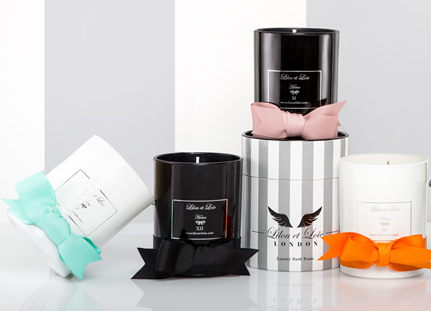 Lilou et Loic Scented Candles
