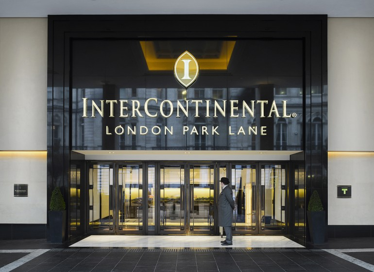 The InterContinental Park Lane
