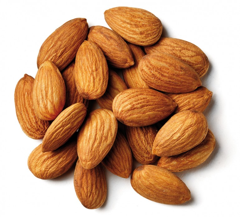 Almonds are a healthier snack than some others