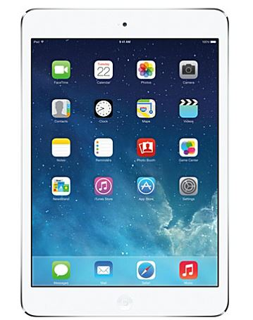 he new Apple iPad Air Wi-Fi 64GB is unbelievably thin and light