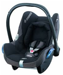 The Oyster also fits with the essential Maxi Cosi