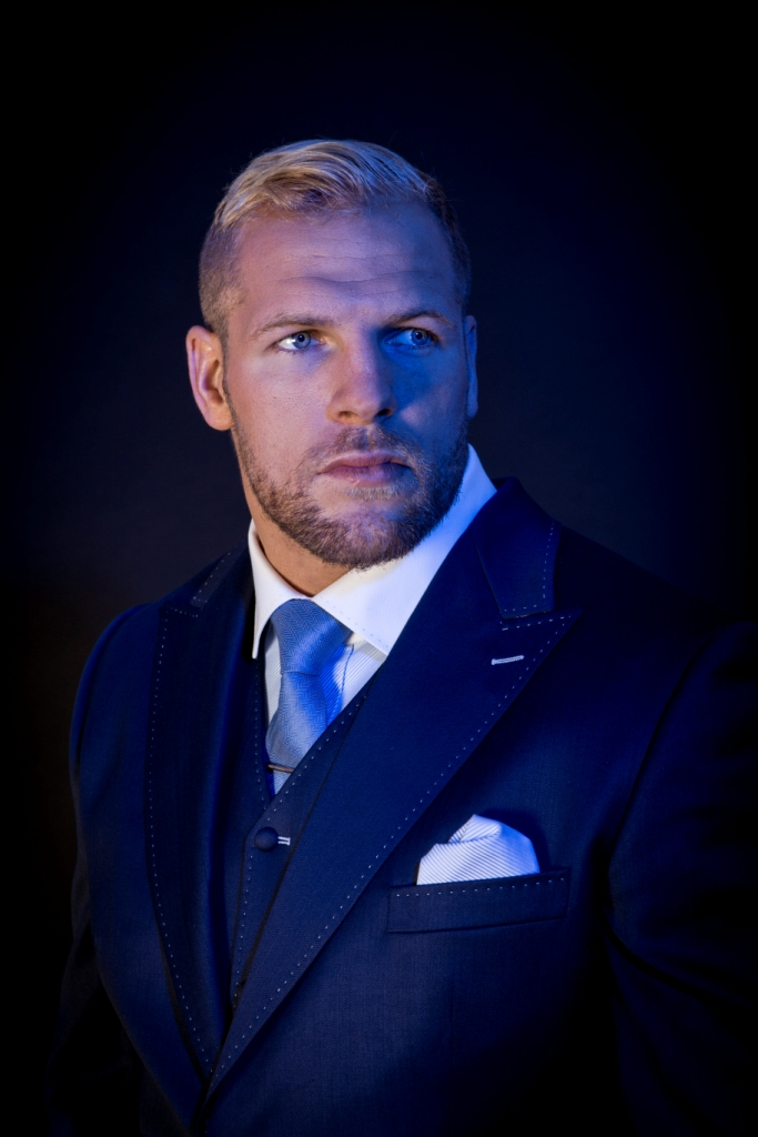 James Haskell - Bespoke Suits