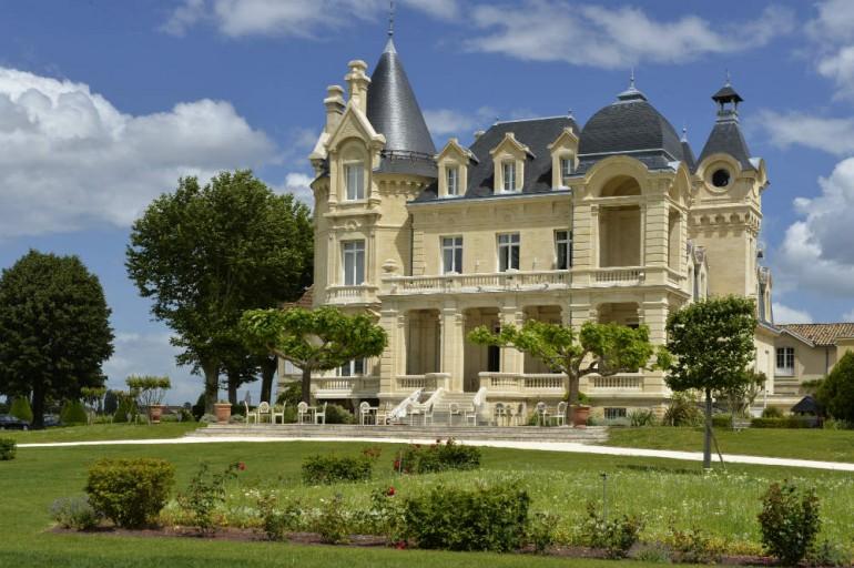 Hotel Grand Barrail Saint Emilion