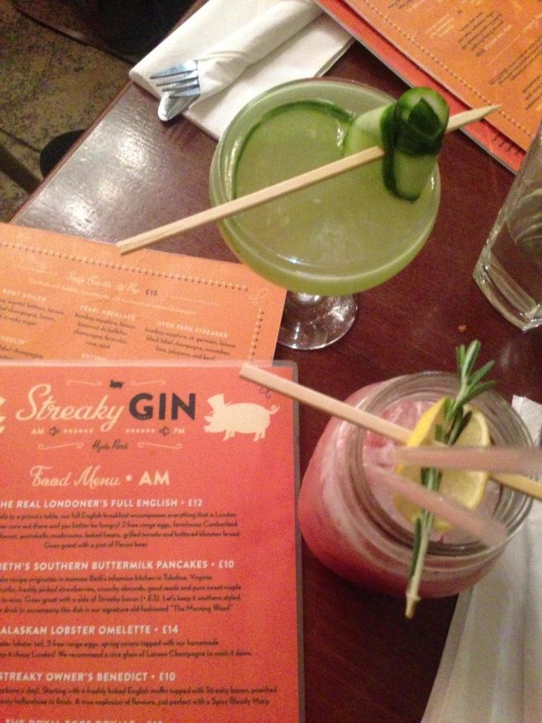 Streaky Gin