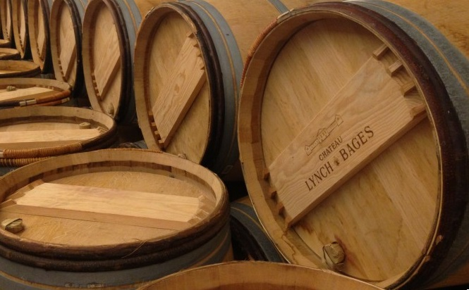 It is possible to invest in a whole barrel of Château Lynch-Bages