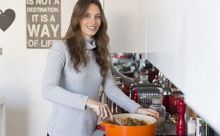 Deliciously Ella, by Ella Woodward is one of Natasha's favourite nutrition bibles