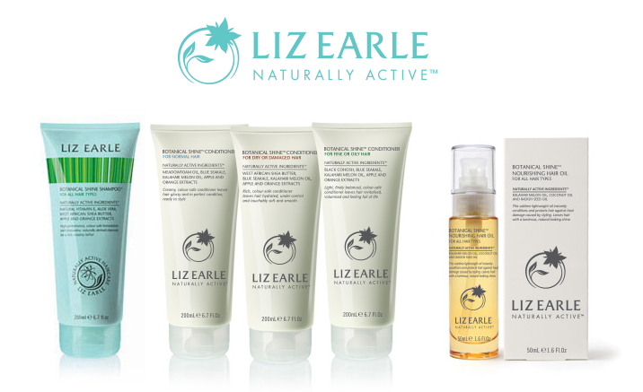 Liz Earle Haircare