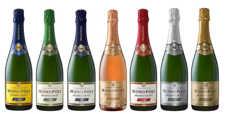 Heidsieck Monopole Champagne