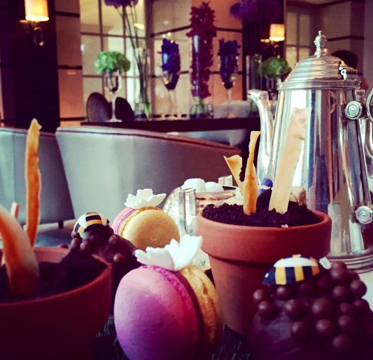 Afternoon Tea at Conrad London