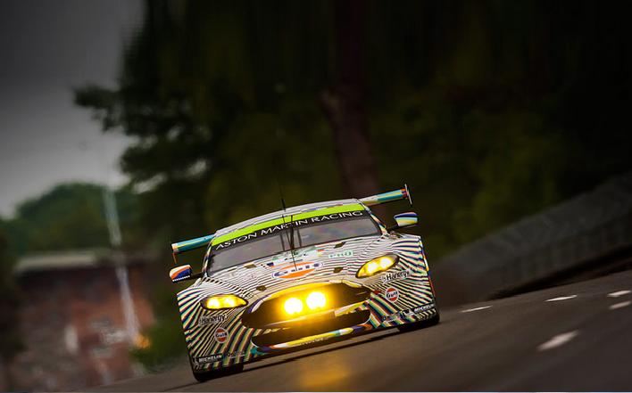 Aston Martinu0027s Art Car