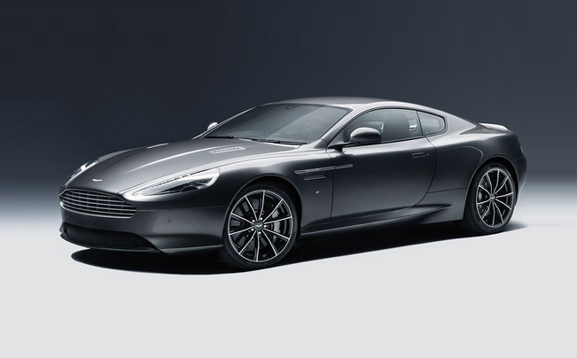 The DB9 GT