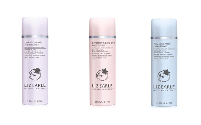 Liz Earle Hand Repair Collection