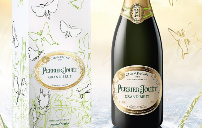 This year Perrier Jouet has released two special bottles for Christmas and they are presented in a delightful case. The case is so lovely that you will ...