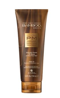 Bamboo Smooth PM Anti-Frizz Overnight Smoothing Treatment