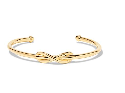 We love this Tiffany and Co Infinity Bracelet (£2525)