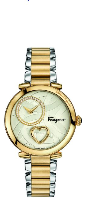 VV Valentines Day, Ferragamo, Cuore Watch, £2180