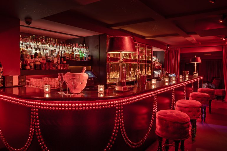 The club at House Dublin