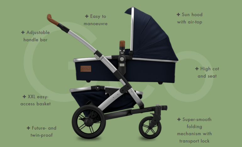 The Joolz Pram: The Geo model