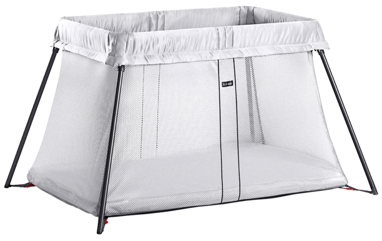 The BabyBjorn Travel Cot