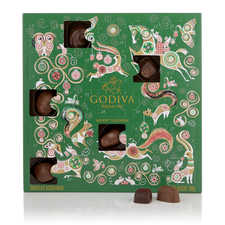 christmas gift boxes pre filled with godivas most loved signature chocolates are a must have for those with a sweet tooth and there - A Dream For Christmas