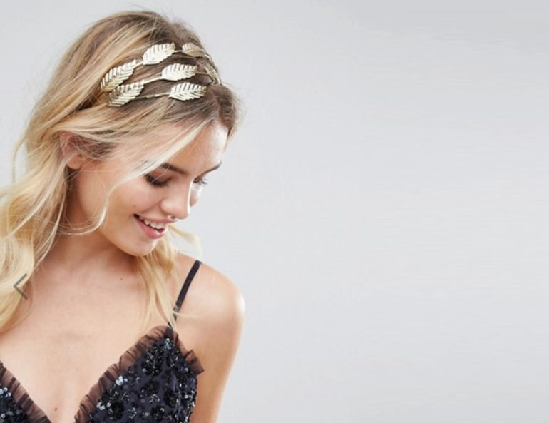 Hairband: £18 from ASOS