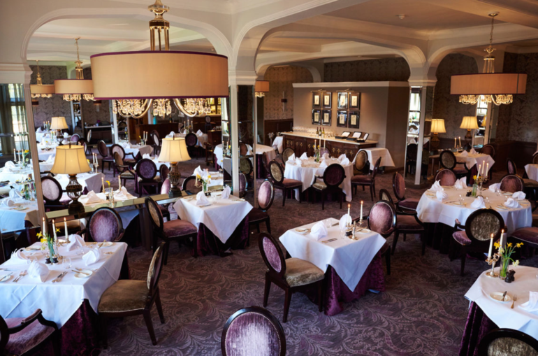 Bovey Castle Hotel - Dining