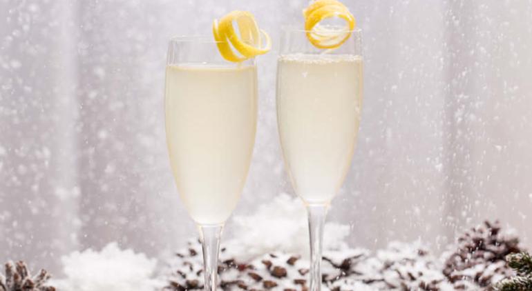 winter terraces in london - Best Christmas Drinks