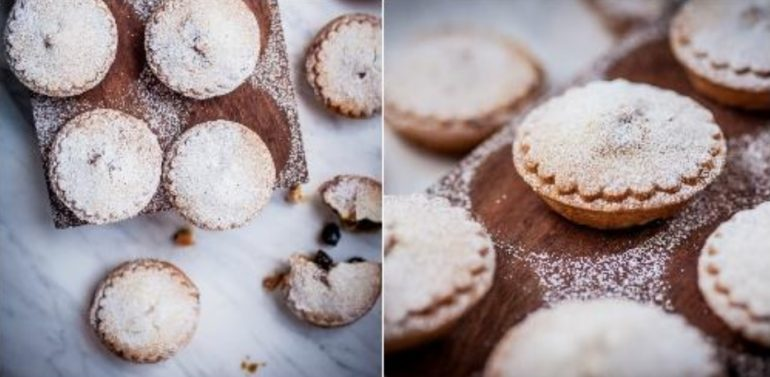Make your own mince pies