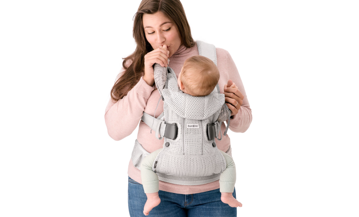 Mum Diary The New Babybjorn Baby Carrier One Air Has Some