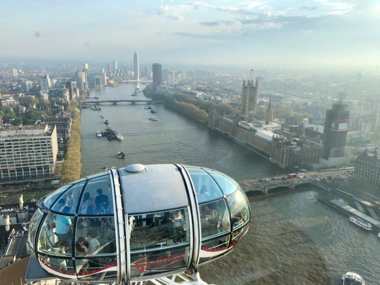 The London Eye Champagne Experience