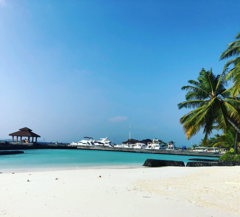 The stunning Kurumba Maldives